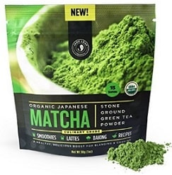 Jade Leaf Organic Japanese Matcha Green Tea Powder