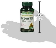 Nature's Bounty Green Tea Extract Review