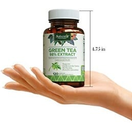 Green Tea Extract by Nature's Wellness - Review