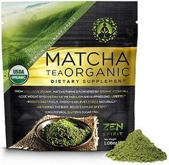 Zen Spirit Matcha Tea Organic