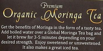 How to Prepare Moringa Tea