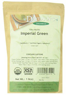 Davidson's Tea Bulk Imperial Green Tea