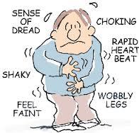 A Few Anxiety Symptoms
