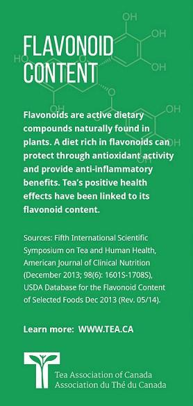 Flavonoid Green Tea