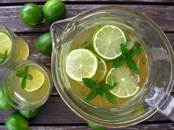 Green Tea Detoxification