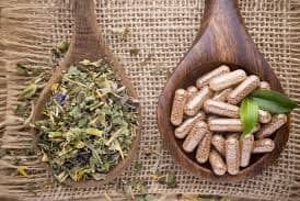Green Tea Herbal Supplements