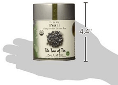 Organic Pearl Green Tea Review