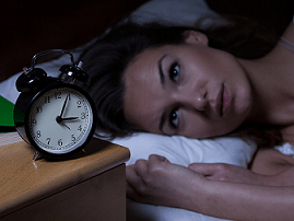 Does green tea cause insomnia?