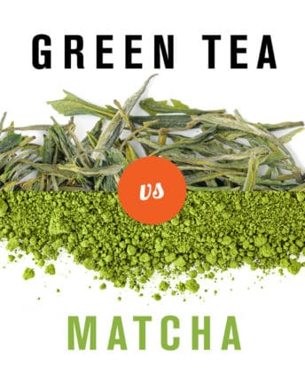 Matcha vs Green Tea - The Difference