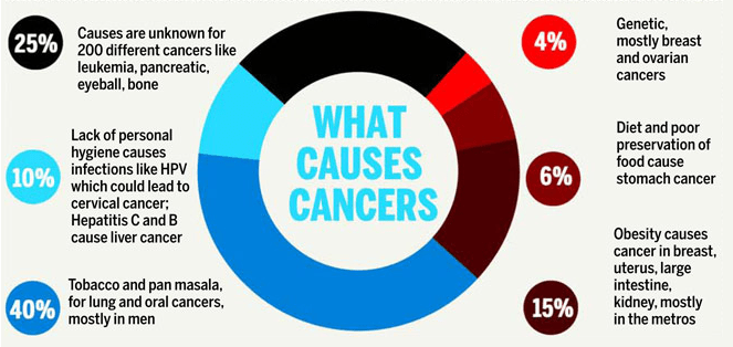 What Causes Cancer in The Body